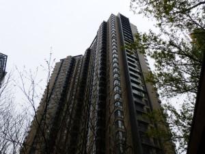 Lenka's und Oliver's Wohnung im  10.Stock
