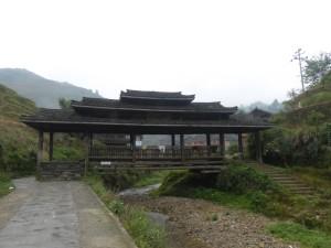 Eingangsportal von Dazhai