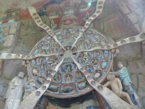 Lebensrad Buddhas