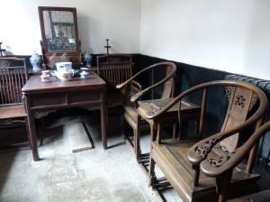 Kundenempfangs-Zimmer